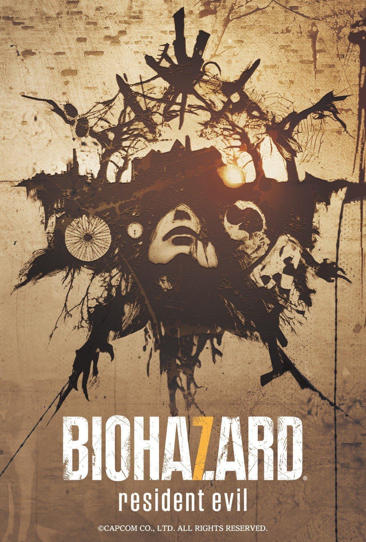 Poster de Biohazard 7: Resident Evil
