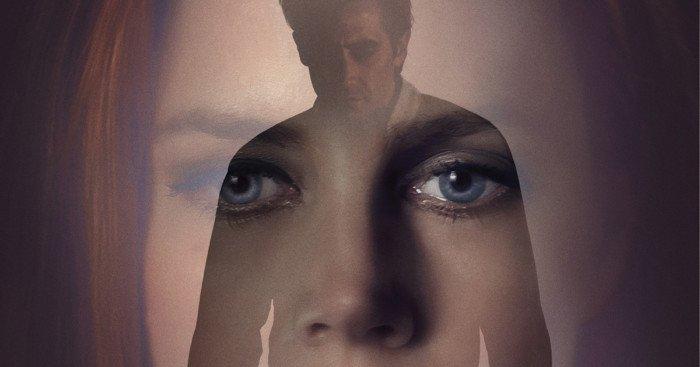 Affiche française de Nocturnal Animals avec Amy Adams et Jake Gyllenhaal