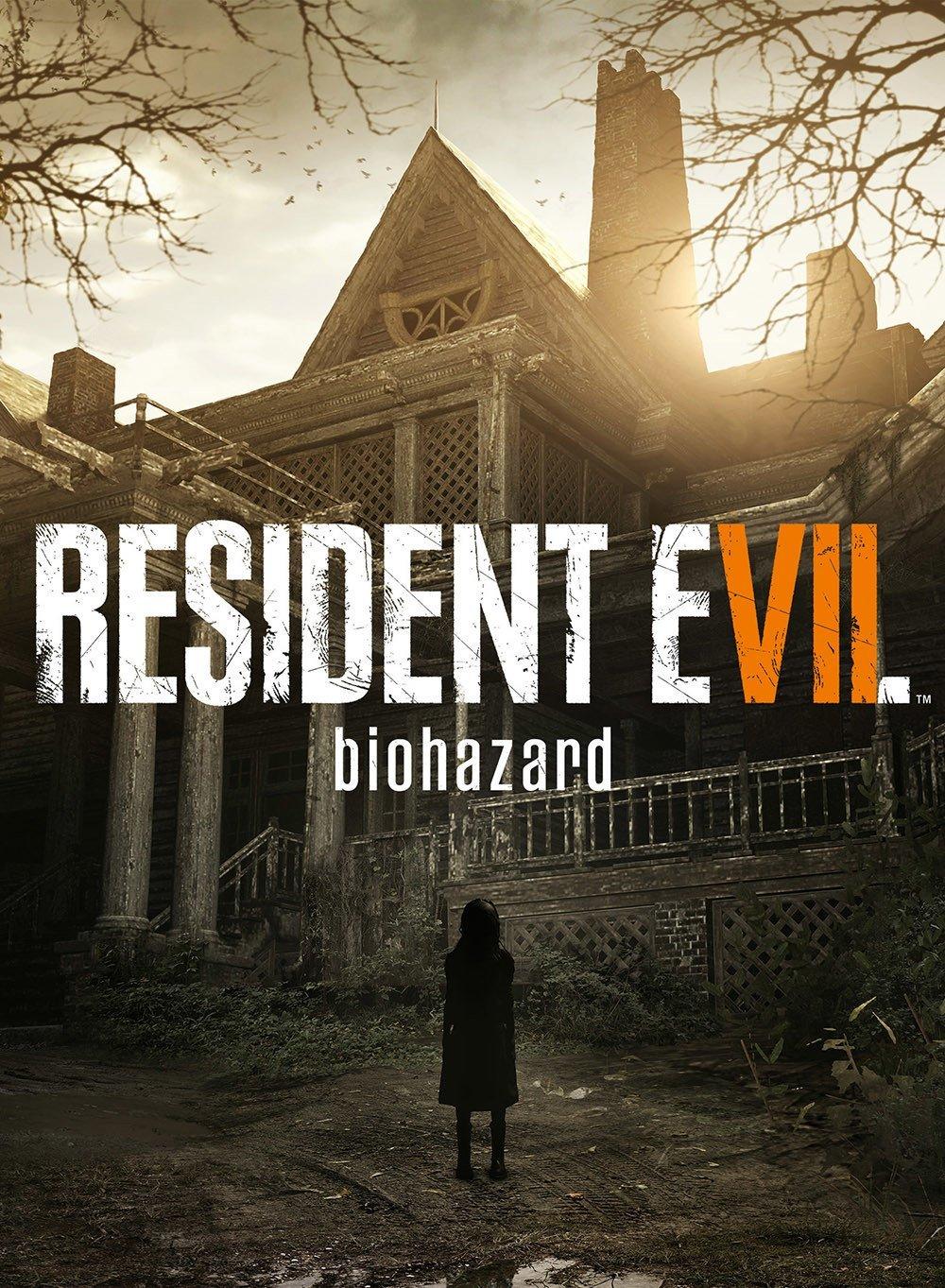 Poster de Resident Evil 7: Biohazard