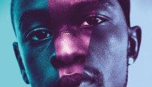 Affiche française du film Moonlight écrit et réalisé par Barry Jenkins