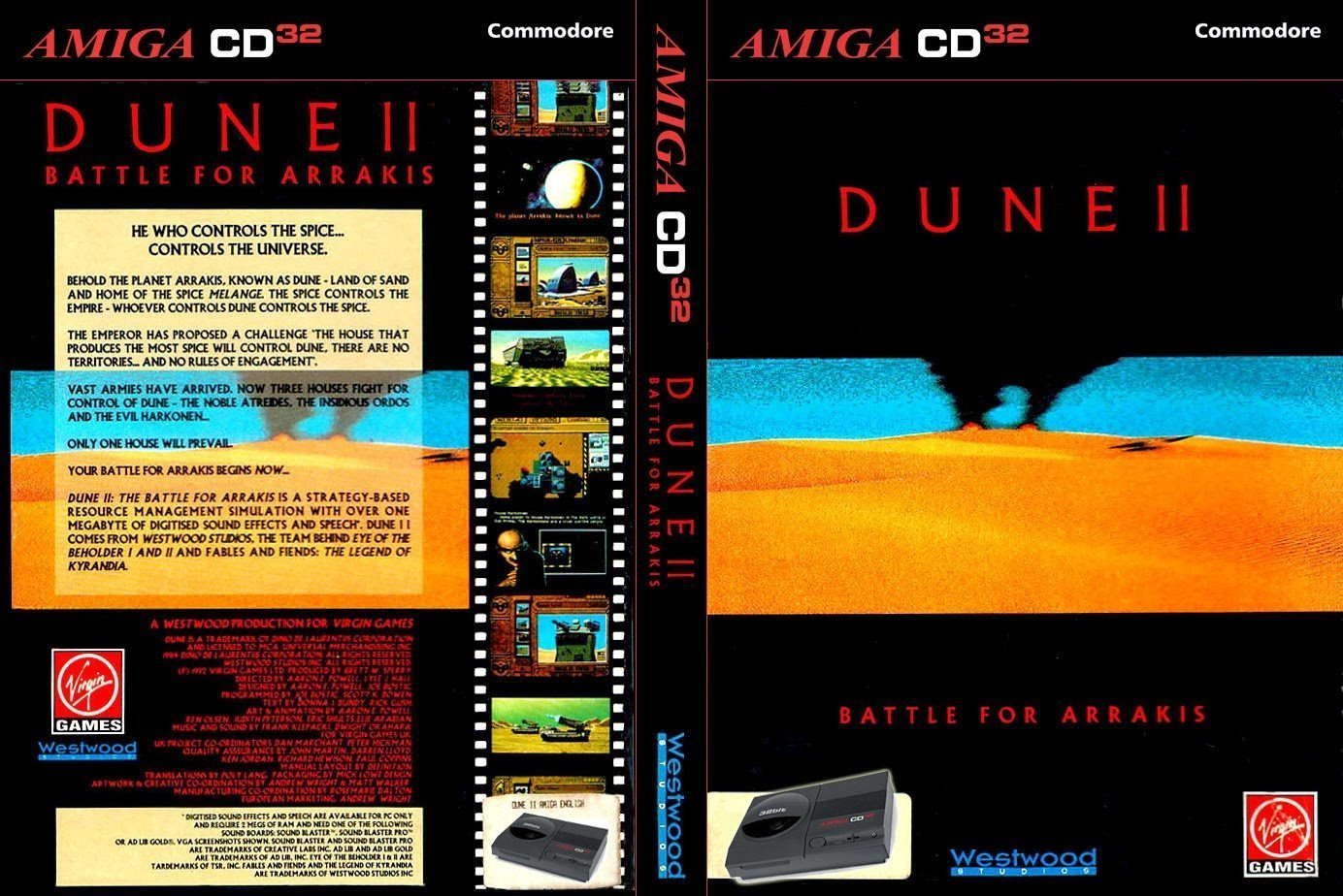 dune 2 la bataille darrakis