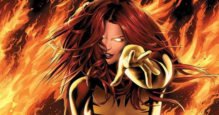 Le Phénix Noir des X-Men (Jean Grey)