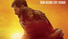 """Affiche française du film Logan avec la tagline """"Son heure est venue"""""""