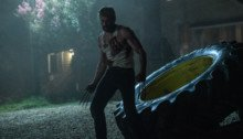 Photo du film Logan avec Hugh Jackman dans le role de Wolverine