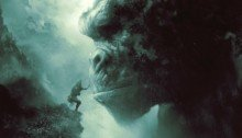 Premier poster de Kong: Skull Island par Karl Fitzgerald