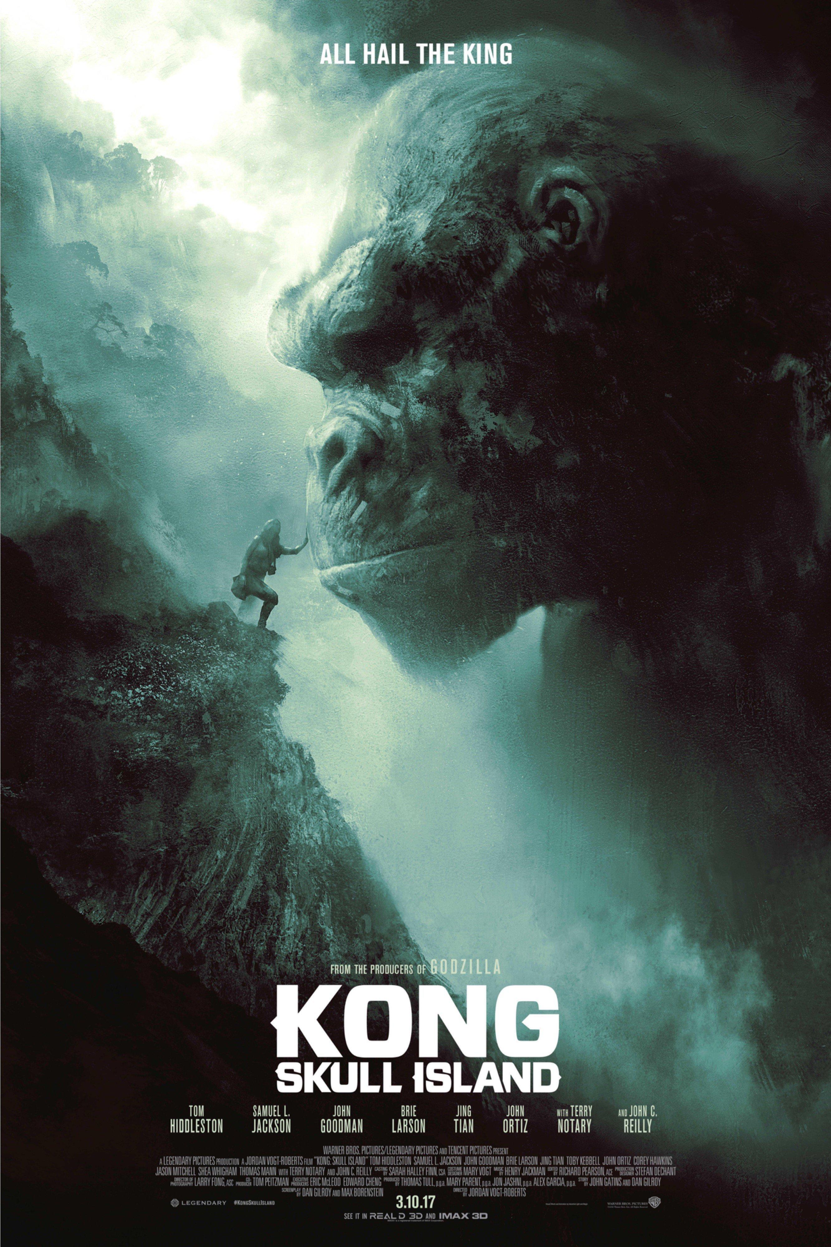 Kong Skull Island Critiqe