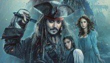 Poster final de Pirates des Caraïbes: La Vengeance de Salazar