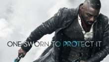 Poster de La Tour Sombre avec Idris Elba