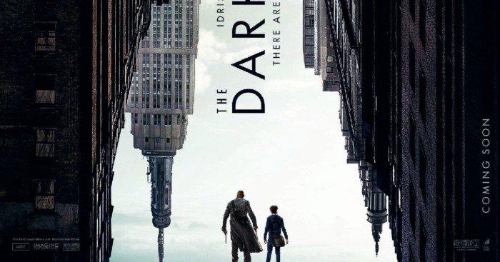 Poster teaser de La Tour Sombre avec Idris Elba, Matthew McConaughey et Tom Taylor