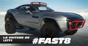 Photo du Letti dans le film Fast & Furious 8