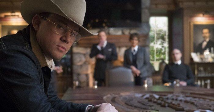 Photo du film Kingsman: Le Cercle d'Or avec Channing Tatum