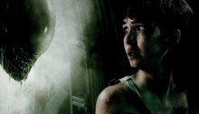 Poster du film Alien: Covenant avec Katherine Waterston