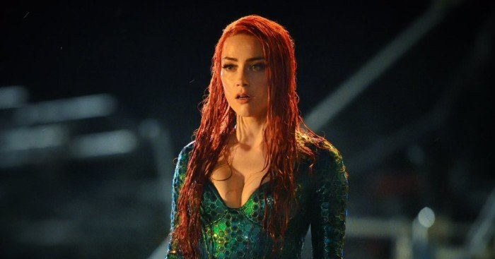 Photo du film Aquaman avec Lady Mera (Amber Heard)