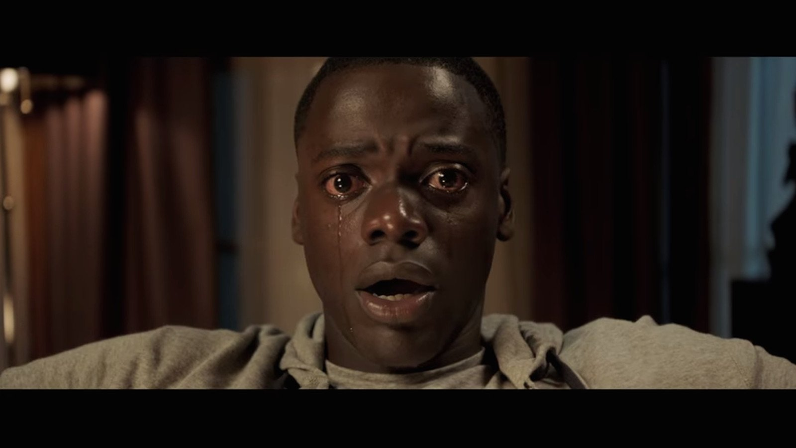 Photo culte du film Get Out avec