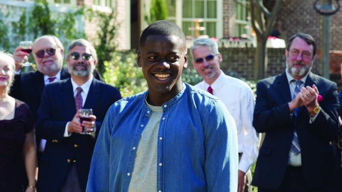 Photo du film Get Out avec une réception