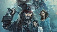 Affiche française du film Pirates des Caraïbes: La Vengeance de Salazar