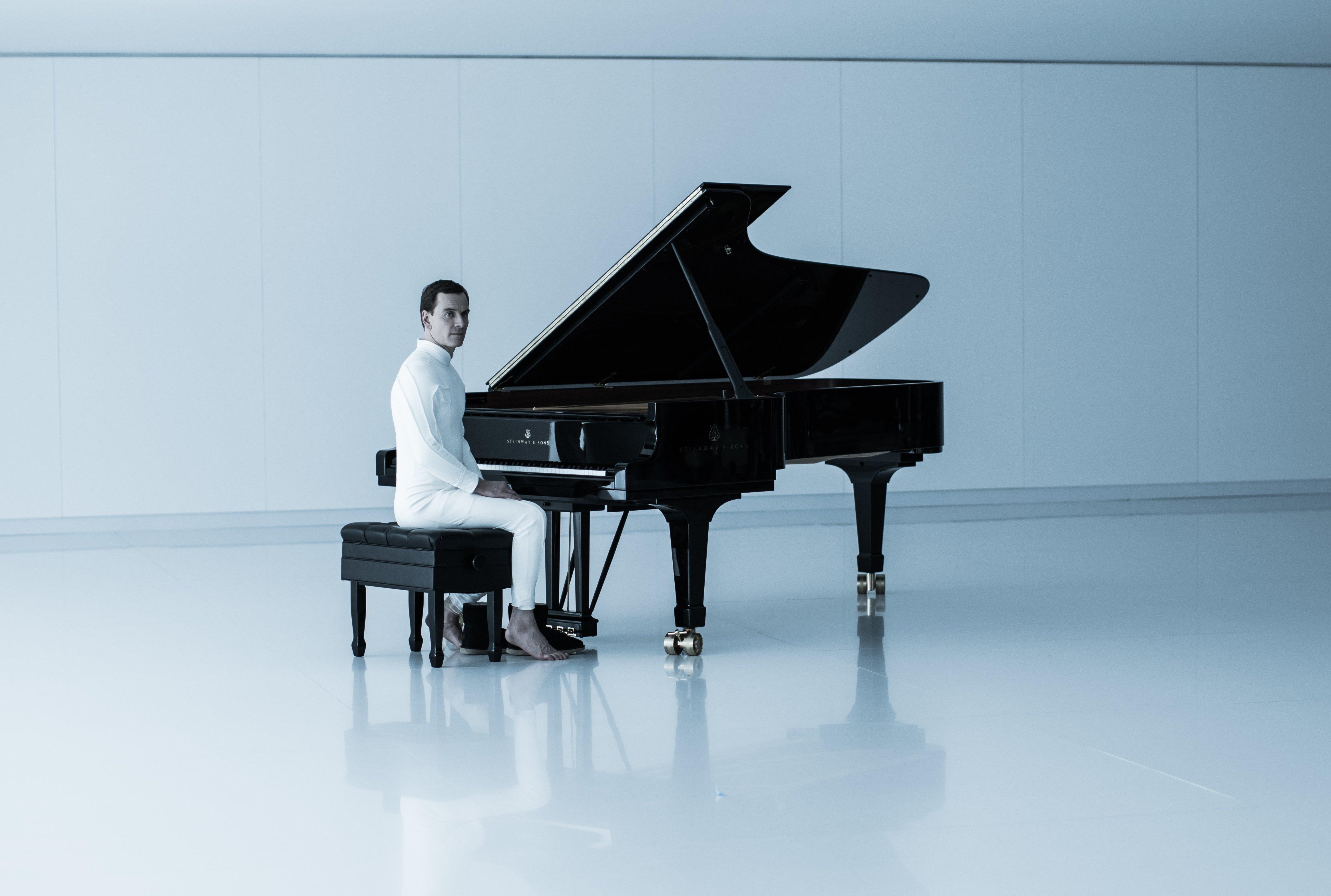 Photo d'Alien: Covenant avec David le musicien