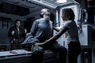 Photo d'Alien: Covenant dans l'infirmerie