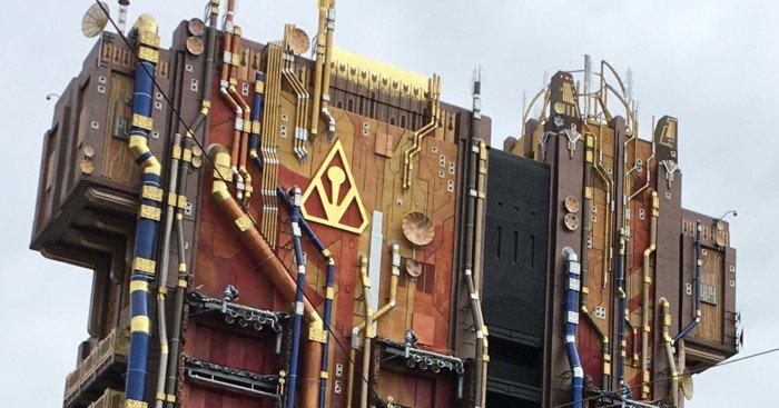 Photo de l'attraction Guardians of the Galaxy - Mission: BREAKOUT à Disney California Adventure
