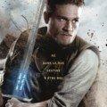 Affiche finale du film Le Roi Arthur: La Légende d'Excalibur avec Charlie Hunnam