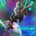 Poster pour le film Les Gardiens de la Galaxie Vol. 2 façon Les Goonies