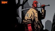 Image du comic Hellboy par Mike Mignola