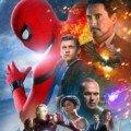 Poster final de Spider-Man: Homecoming