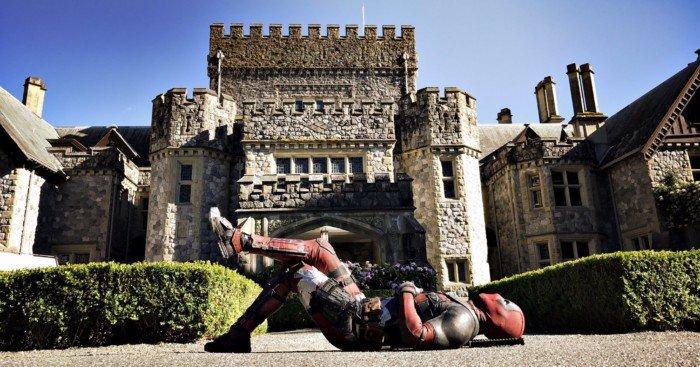 Photo du premier jour de tournage de Deadpool 2