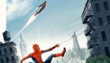 Poster du film Spider-Man: Homecoming par Matt Ferguson