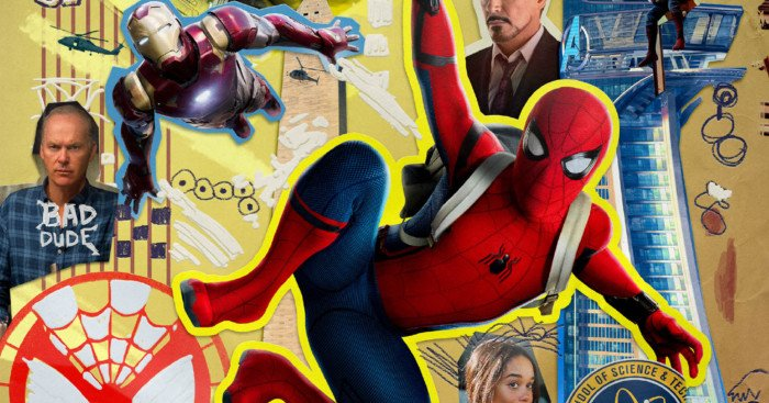 Poster IMAX du film Spider-Man: Homecoming