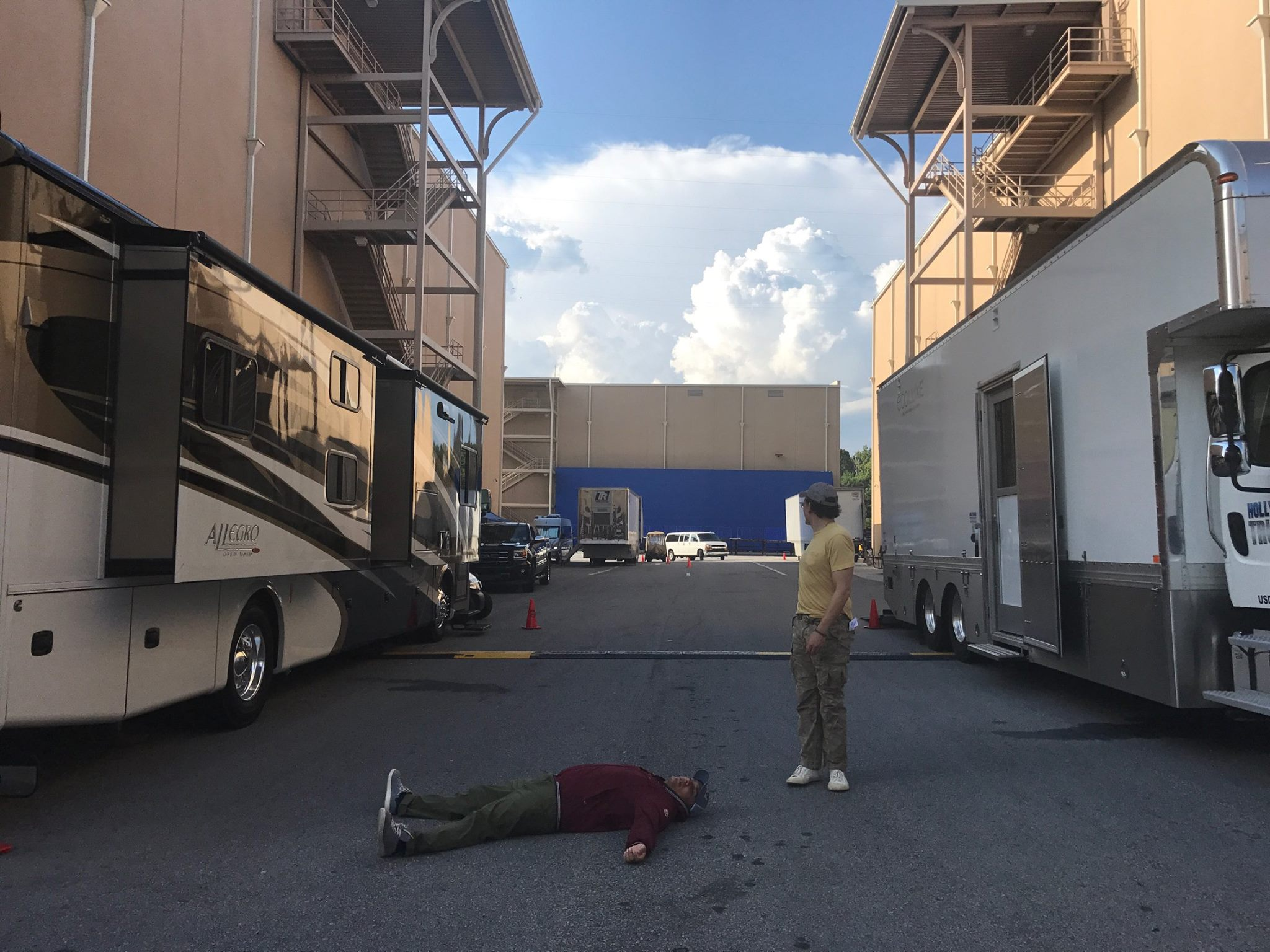Fin du tournage d'Avengers: Infinity War avec Anthony et Joe Russo