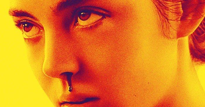 Affiche du film Grave avec Garance Marillier