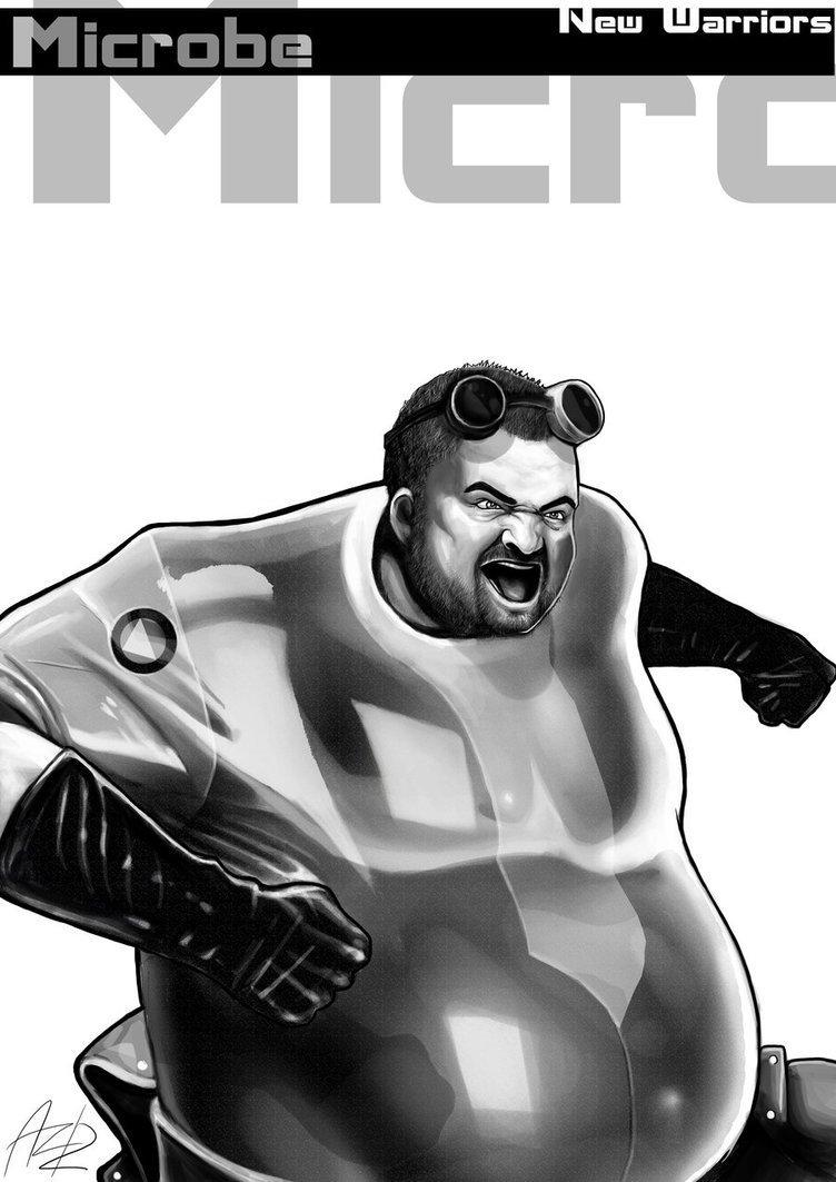 Image du personnage de Marvel Comics, Microbe
