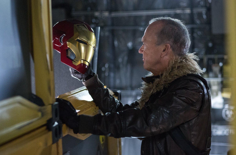 Photo du film Spider-Man: Homecoming avec Michael Keaton