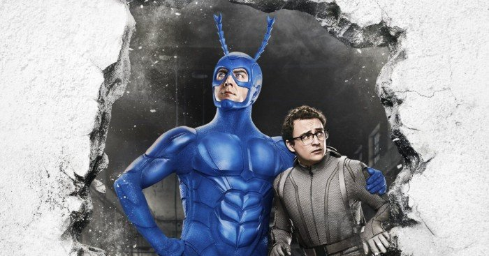 Poster de la saison 1 de The Tick