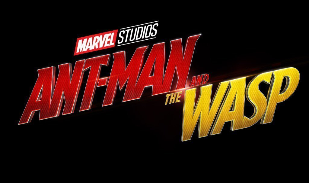 Logo du film de Marvel Studios, Ant-Man and the Wasp, réalisé par Peyton Reed