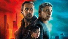 Affiche française du film Blade Runner 2049 réalisé par Denis Villeneuve, d'après un scénario de Hampton Fancher et Michael Green, avec Ryan Gosling, Harrison Ford, Ana de Armas et Jared Leto