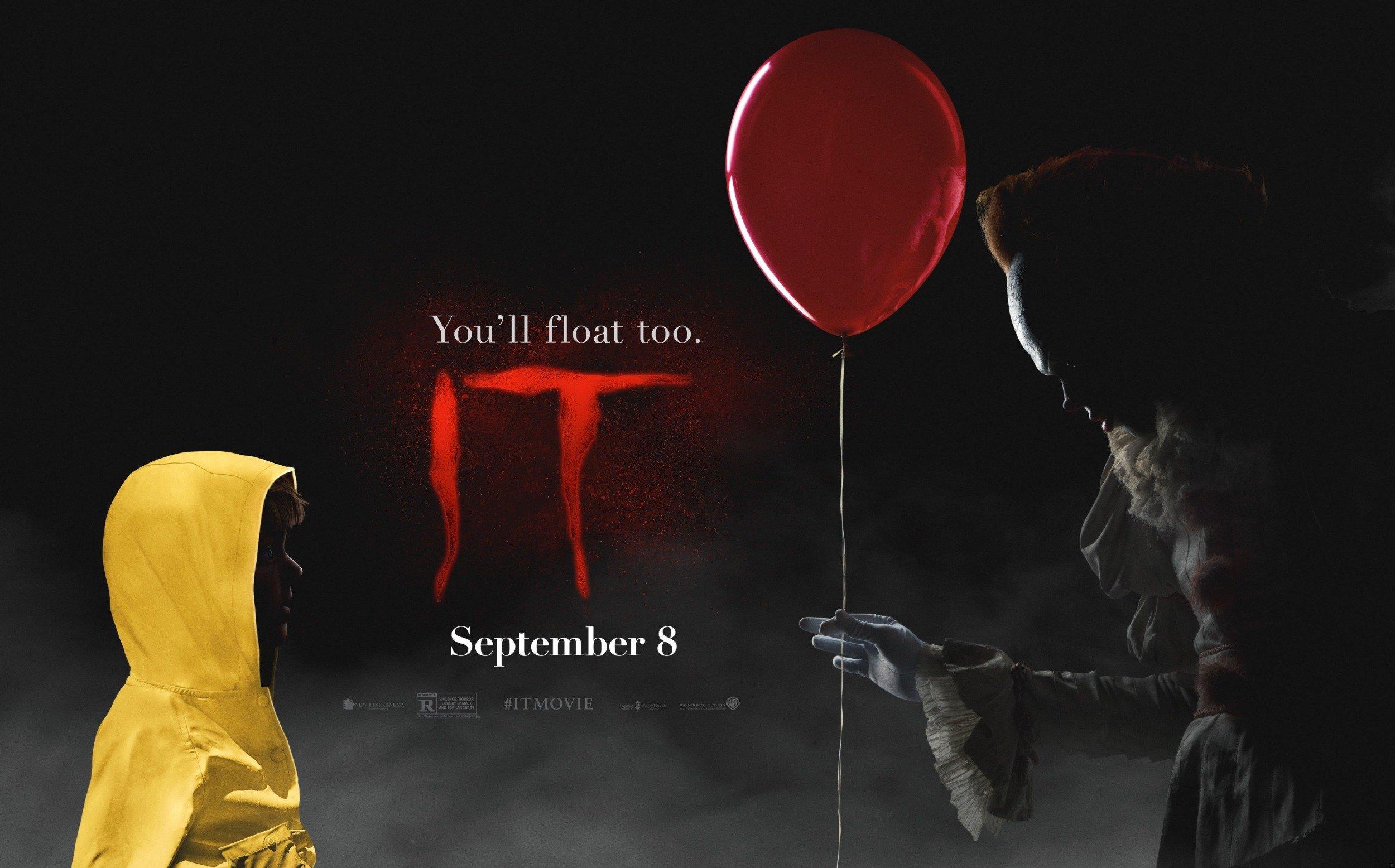 2 films d'horreur avec des clowns