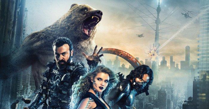 Affiche française du film Guardians réalisé par Sarik Andreasyan