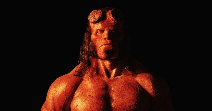 Première photo officielle du reboot d'Hellboy avec David Harbour dans le rôle