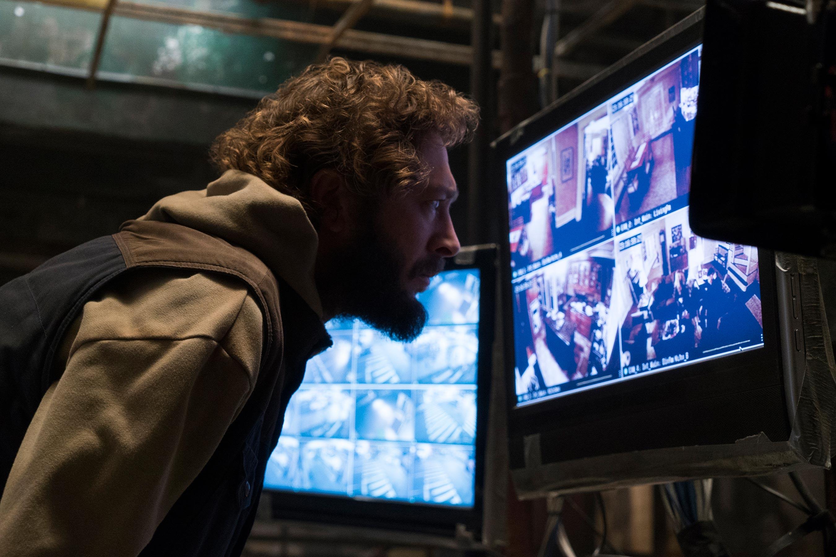 Photo de la saison 1 de The Punisher avec Micro
