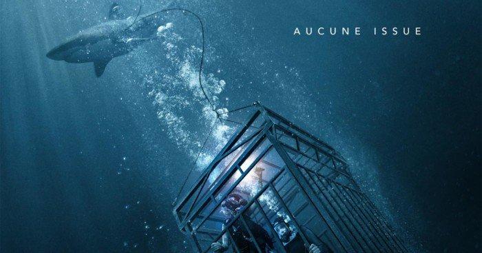Affiche du film 47 Meters Down réalisé par Johannes Roberts