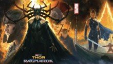 Couverture du livre The Art of Thor: Ragnarok