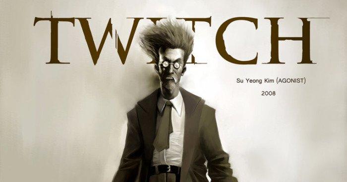 Image :de Twitch, personnage de Spawn, par Su Yeong Kim