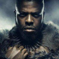 Poster du film Black Panther avec Winston Duke (M'Baku)