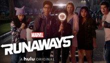 Photo des Runaways prêts au combat