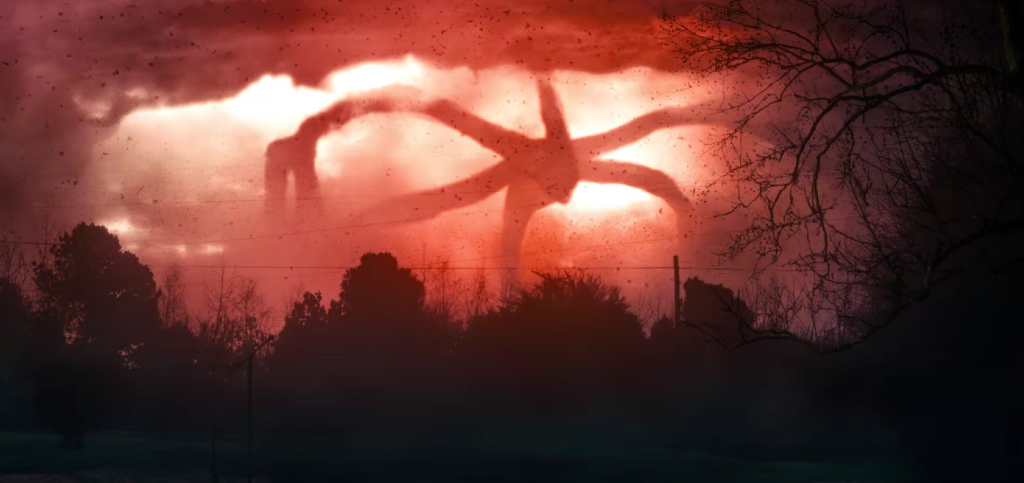 Photo de Stranger Things 2 avec le Flagelleur Mental