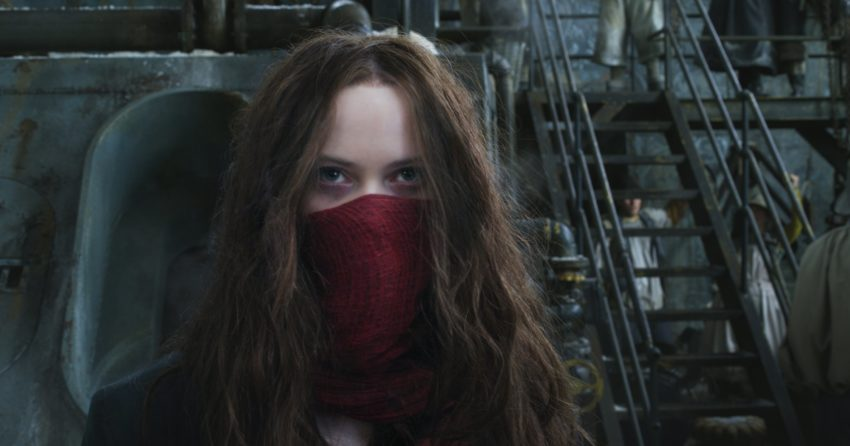 Photo du film Mortal Engines avec Hester Shaw (Hera Hilmar)