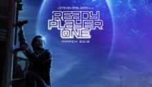 Poster du film Ready Player One avec un easter egg