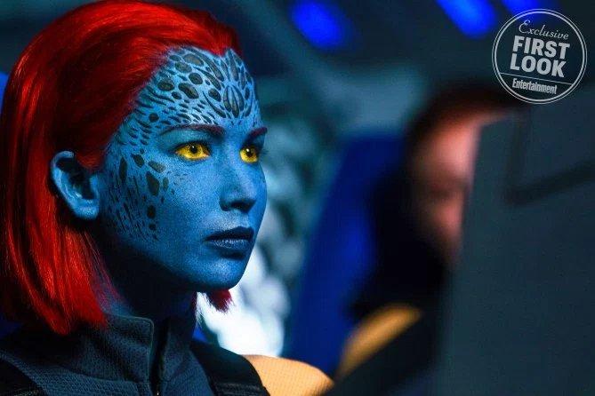 Photo du film X-Men: Dark Phoenix avec Mystique (Jennifer Lawrence)